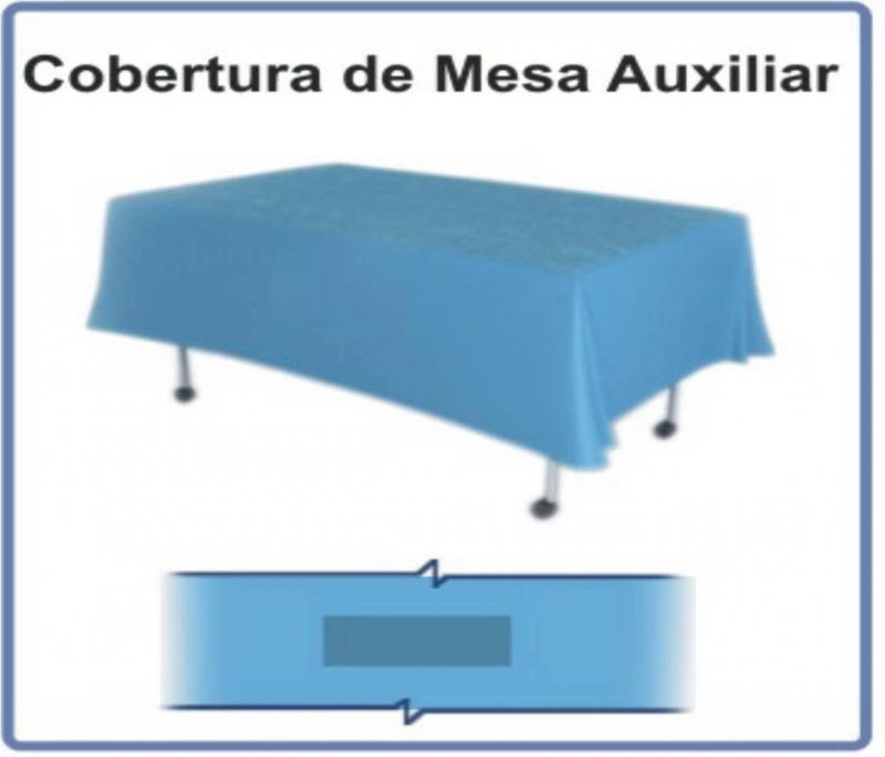 Cobertura de mesa cirúrgica