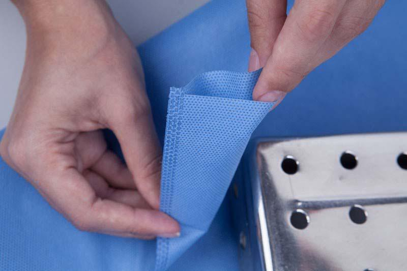 Embalagem para esterilização sms