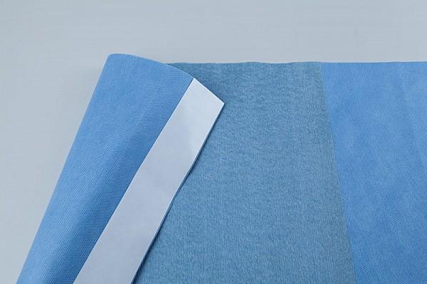 Com adesivo hipoalergênico e reforço absorvente