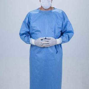 Avental cirúrgico estéril