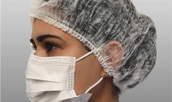 Máscara Cirúrgica Alta Proteção Tripla